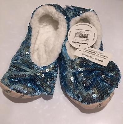 Snoozies-BLING: Assortment:Sizes:Small (5-6), Medium (7-8), Large (9-10)-NEW!
