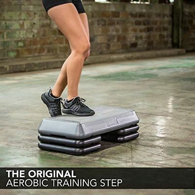 The Step Original Aerobic Platform – Circuit Size Assorted Styles