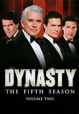 Dynasty The Fifth Season 5 Five Vol. 2 (DVD, 2011, 4-Disc Set) NEW Sealed