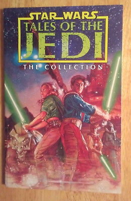 Star Wars Tales of the Jedi THE COLLECTION TPB 1st Print NM Dark Horse