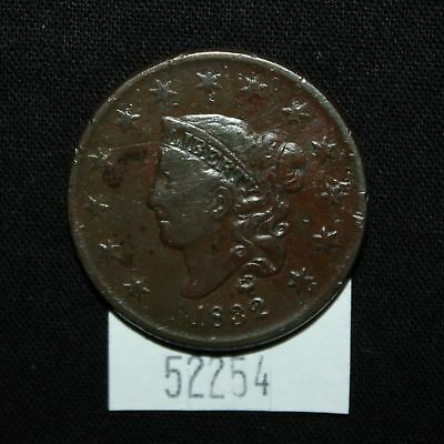 West Point Coins ~ 1832 Large Cent XF