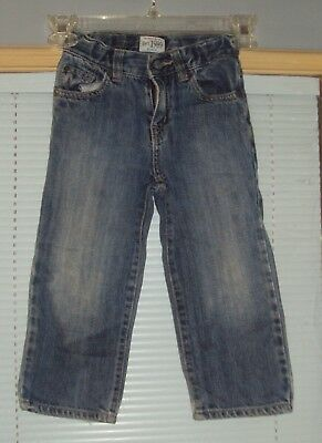 Toddler Boys EST 1989 The Children's PLACE Jeans Size 3T Straight
