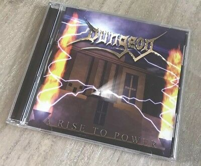Dungeon - A Rise To Power CD New From The Band LORD