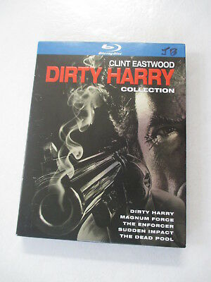 Dirty Harry Collection (Dirty Harry / Magnum Force / The Enforcer / Sudden Impac