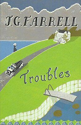 Troubles by Farrell, J. G. Book The Cheap Fast Free Post