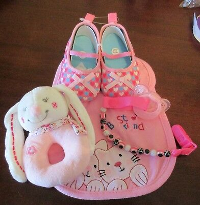 Baby Gift Pack - Baby Girl x 5 Items