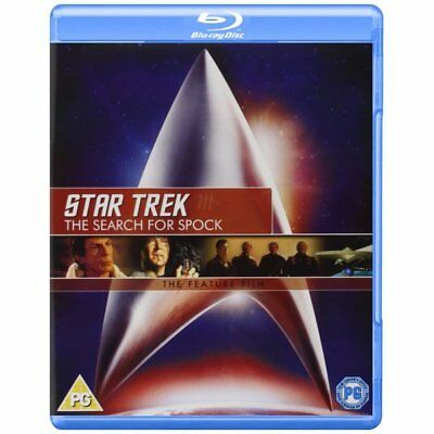Blu-ray Star Trek 3: The Search For Spock