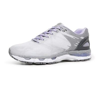 NEW Lynx Futura Senior Grey Lilac Girls Sneakers Shoes Size 8 RRP $89.95