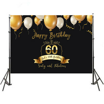 Background Custom 21st Birthday Black And Silver Polka Dot Photo Backdrop High Quality Computer Print Party Background Consumer Electronics