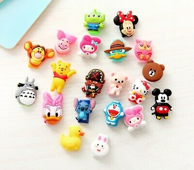 Cartoon Protective Unit Case For iPhone 5 6 6S 7 8 X XS XR Plus Max Data Cable