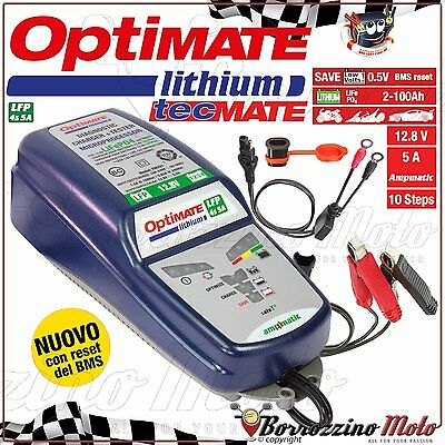 Mainteneur De Recharge Batteries Lithium Lifepo4 Optimate 4S 2-100Ah 5A Motorrad