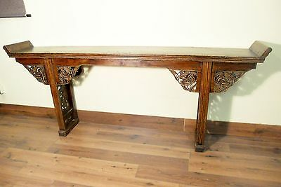 Antique Chinese Altar Table (5546), Circa 1800-1949
