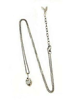 Marius Creati collana in argento brunito / necklace in burnished silver