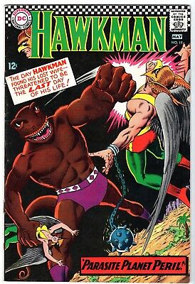 Hawkman #19, Very Fine - Near Mint Condition