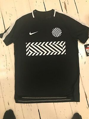 4fe6835e43f0 Mens Nike Academy GX Top Football Training Shirt Dri Fit Large New With  Labels