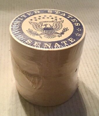 United States Senate Cardboard Coasters New 50ct.