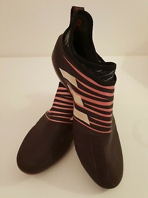 324160cac43 Mens Adidas Glitch football boots Terraskin 021 Outerskin size 9 (OUTERSKIN  ONLY