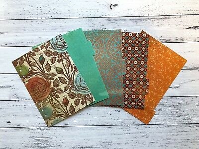 A5 Laminated Planner Dividers for 6 Ring Planners kikki K large, Debden, Filofax