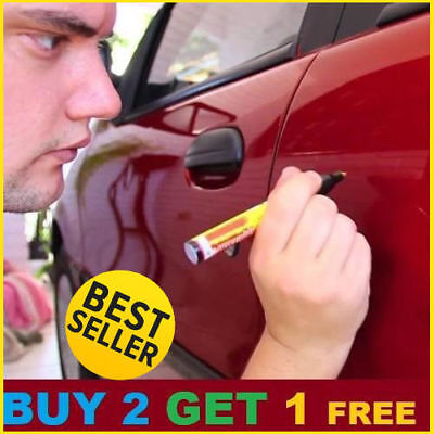 AutoPro Scratch Magic Eraser Repair Pen Non Toxic Car Clear Coat Applicator Fix.