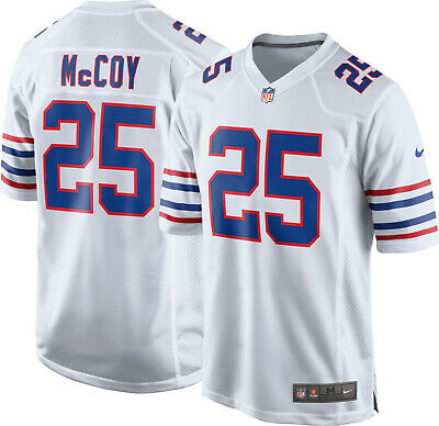 Hot NEW NIKE LESEAN McCoy Red Color Rush Legend Bills Stitched Jersey