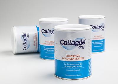 Collagile ® dog -225g Dose- Bioaktiven Kollagenpeptide® bei Arthrose Gelenke