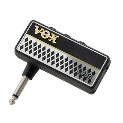 Vox amPlug 2 LEAD Guitar Headphone Amplifier AP2-LD