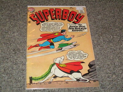 SUPERBOY #109 (DC, 1963) Krypto and Swifty appearances liqmypi comics silver age