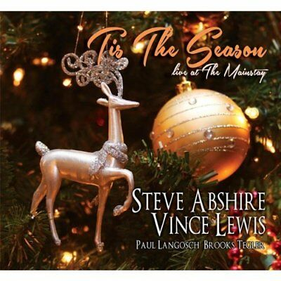 Steve Abshire - Tis The Season (Live) New Cd