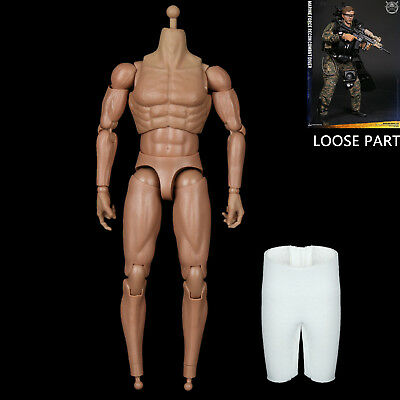 Damtoys 78056 1/6 Marine Force Recon Combat Diver Woodland Marpat 2.0 Body