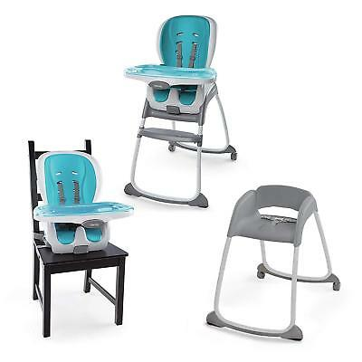 QUALITY High Chair Baby Highchair Booster Seat Toddler Chair Seats 2 Feeding New