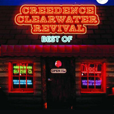 CCR: Creedence Clearwater Revival - Best of Creedence Clearwater Revival CD NEW