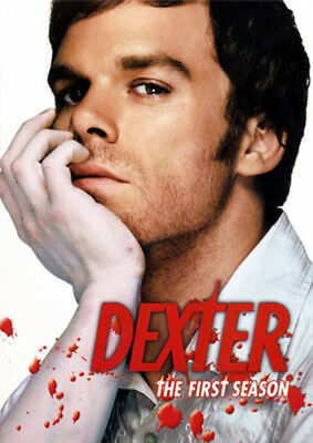Dexter: The First Season (Season 1) (4 Disc) DVD NEW