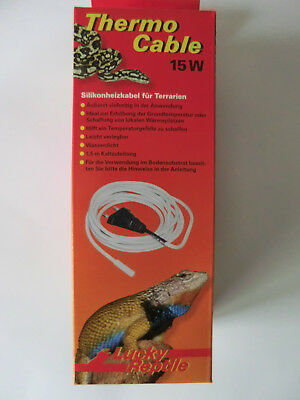 Thermo Cable 15 Watt Lucky Reptile