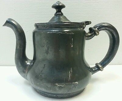 Vintage Meriden B. Company Silver Plated Creamer Made in USA!