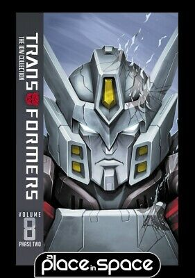 Transformers Idw Coll Phase 2 Vol 08 - Hardcover