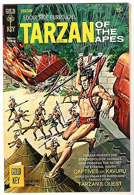 Tarzan #189, Very Fine - Near Mint Condition