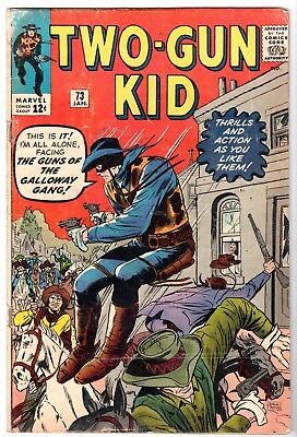 Two-Gun Kid #73, Very Good Condition