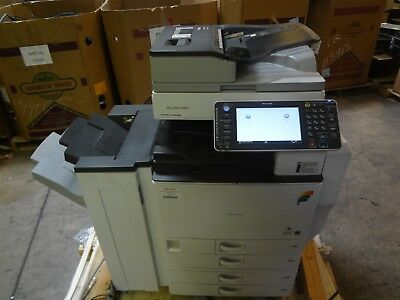 Ricoh Aficio MP C4502 Color MFP Printer, Scanner, Copier, Fax