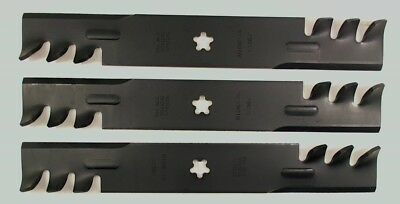"""RDS 2 Blade Set for 38/"""" cut 6124 AYP 138497,127842"""