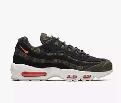 premium selection 84209 a6389 CARHARTT X NIKE Air Max 95 With Box Camo SZ 11.5 Dead Stock Supreme Jordan