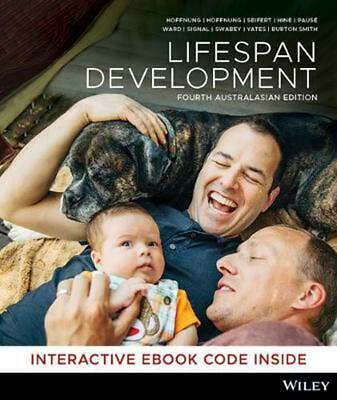 Lifespan Development 4th Edition by Michele Hoffnung Paperback Book Free Shippin