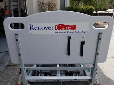 EUC Recover Care Full-Electric Bariatric and wound Hospital Bed
