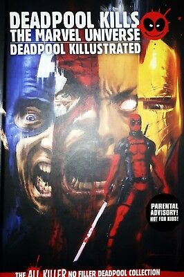 The All Killer, No Filler Deadpool Collection Issue 1
