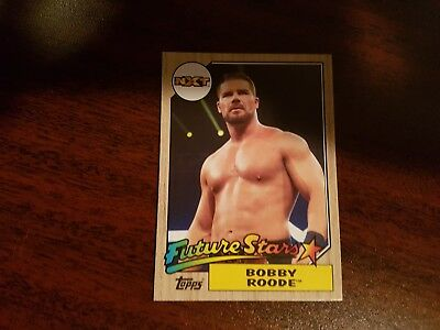 2017 Wwe Topps Heritage Future Stars, Pick 1 For $2.50