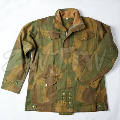 WW2 UK Army Paratroopers Airborne 1ST PATTERN DENISON CAMO SMOCK HIGH QUALITY