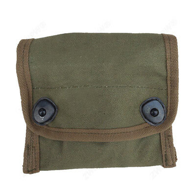 Repro WWII WW2 US ARMY COMPASS POUCH BAG Collection High quality