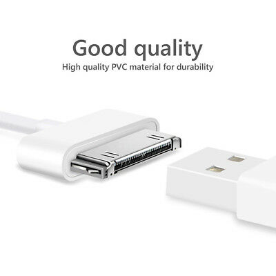USB Charger Sync Data Cable for iPad2 3 iPhone 4 4S 3G iPod Nano Touch Charging
