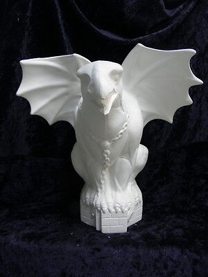 Ready to Paint Gargoyle - Eagle Head 27cm Tall