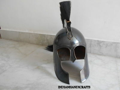 Collectibles Vintage Reproduction Troy Armour Helmet Movie Props Maritime Gift