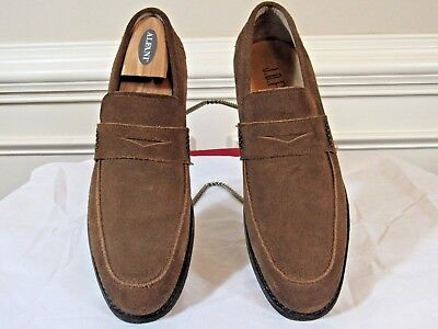 43222174c94 TOD S CLASSIC SUEDE Penny Loafers  Brown Men s US Size 10M -  95.00 ...